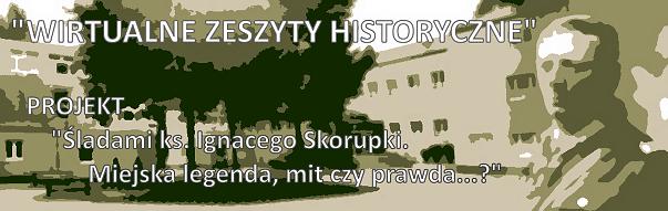 Wirtualne zeszyty historyczne